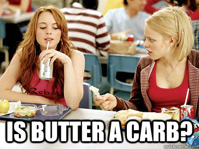 """Is Butter a Carb?"""" — Thoughtful Food Nutrition"""
